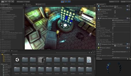 Unity Game Designer