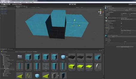 Unity Level Designer